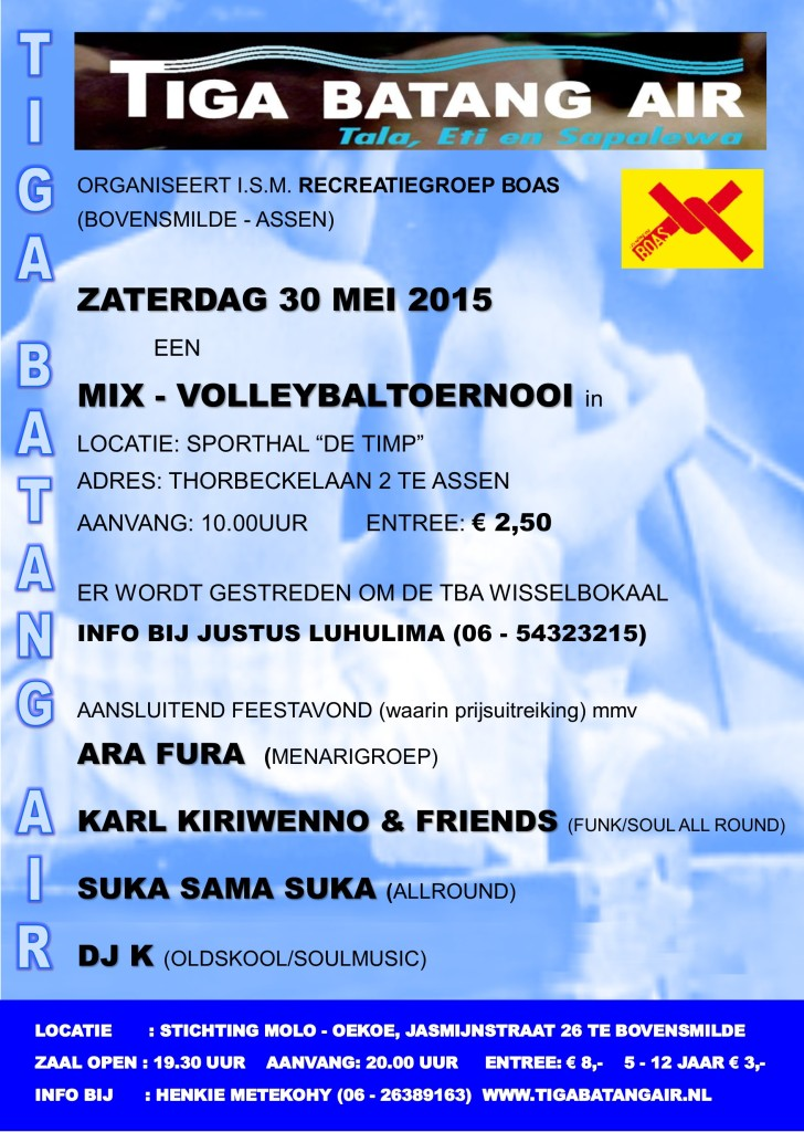 VOLLEYbal TBA 2015